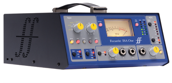FOCUSRITE ISA ONE DIGITAL PRE-AMPLIFIER