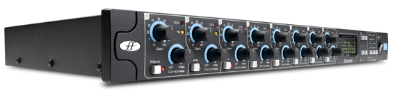 FOCUSRITE OCTOPRE MKII DYNAMIC PRE-AMPLIFIER