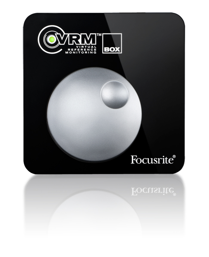 FOCUSRITE VRM BOX AUDIO INTERFACE
